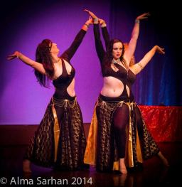 Bellydance Evolution, Sydney, March 2014, photo: Alma Sarhan