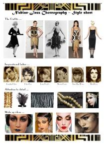 Nubian Choreography Costume Design Ref Sheet -1